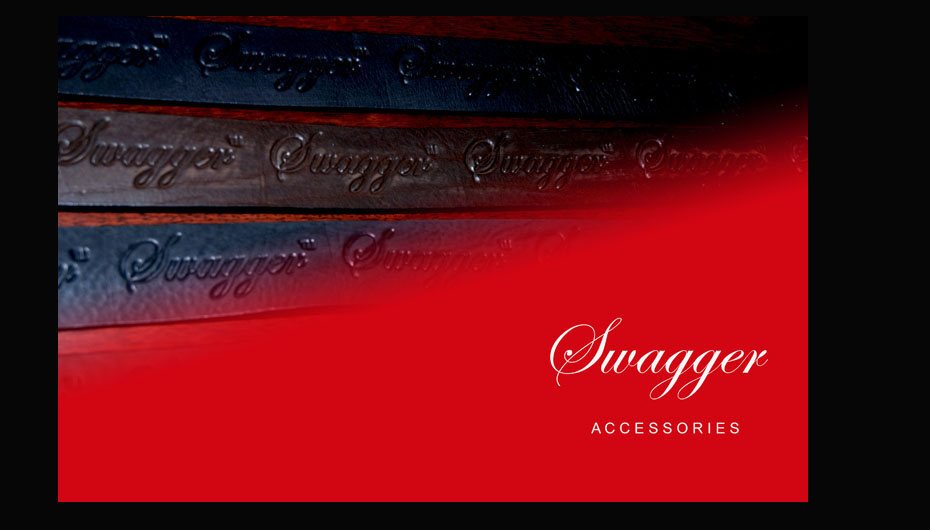 Swagger Accessories - Leather Belt - Promo