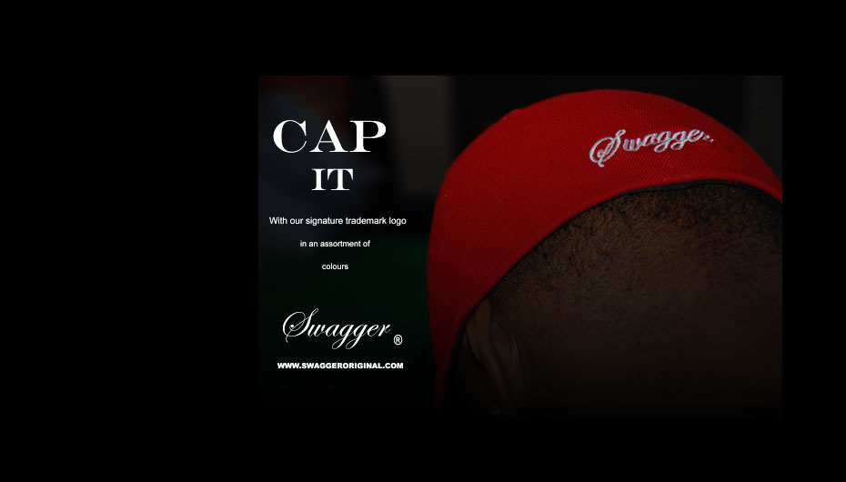 Swagger® Sports Cap Ad