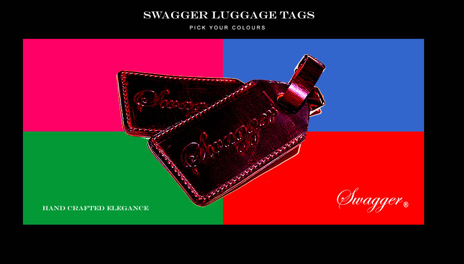 Swagger® Tags - Pick Your Colours