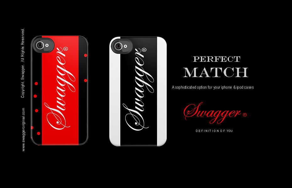 SWAGGER®-iPhone® and iPod® case